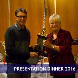 Presentation Dinner 2016 2016